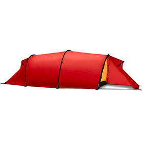 Hilleberg Kaitum 4 Namiot czerwony